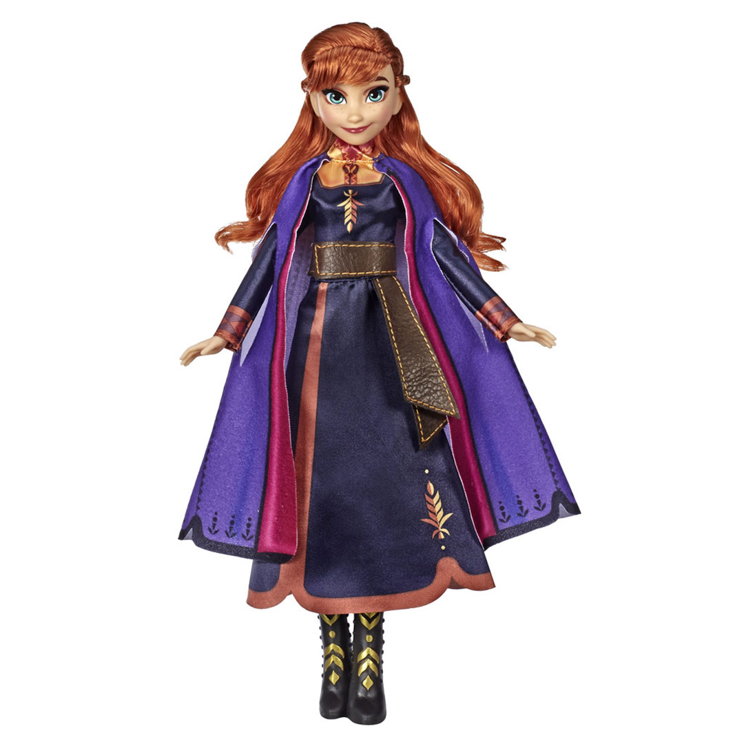 Frozen 2 Anna Singing Doll by Hasbro -Hasbro - India - www.superherotoystore.com