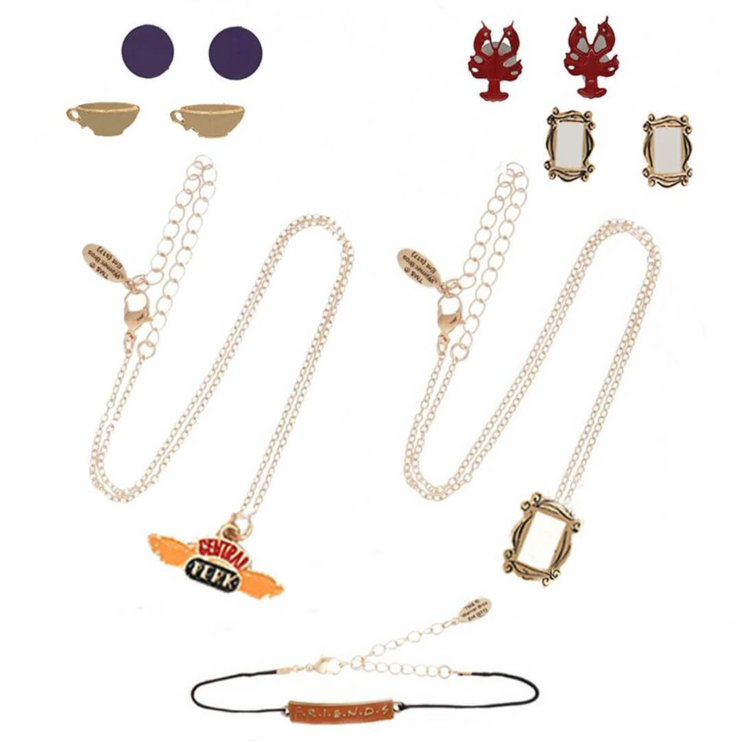 Friends I'll Be There For You Accessory Set by EFG