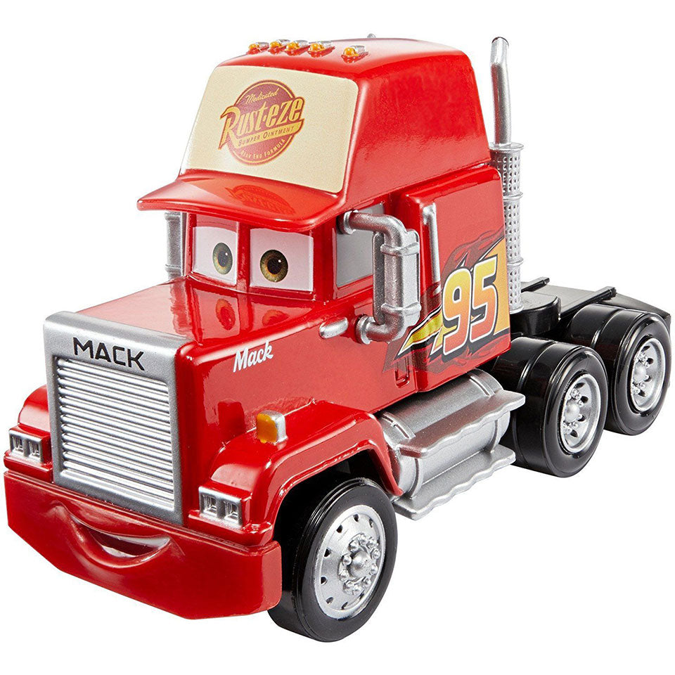 Disney Cars 3 Mack Die Cast-Car by Mattel