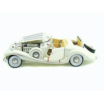 Mercedes Benz 500K Typ Special Roadster (1936) Die-Cast Car by Maisto -Maisto - India - www.superherotoystore.com