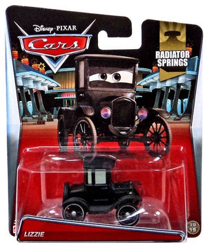 Disney Cars: Radiator Springs Lizzie Die-Cast Car by Mattel