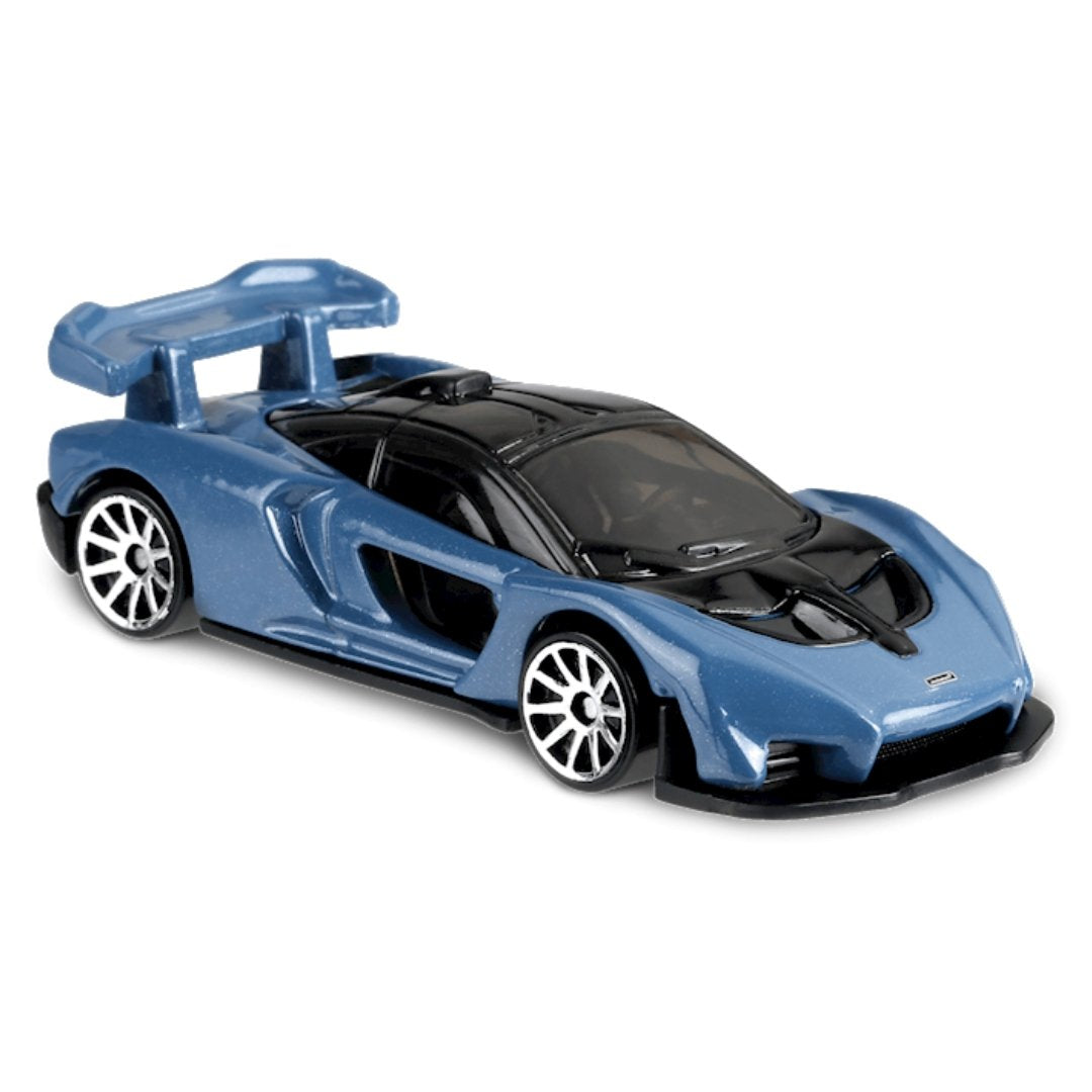 HW Exotics Mclaren Senna 1:64 Die-Cast Car by Hot Wheels (162/250)