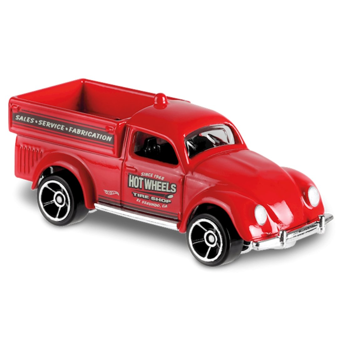 1949 Volkswagen Beetle Pickup 1:64 Scale Die-Cast Car by Hot Wheels (47/250)