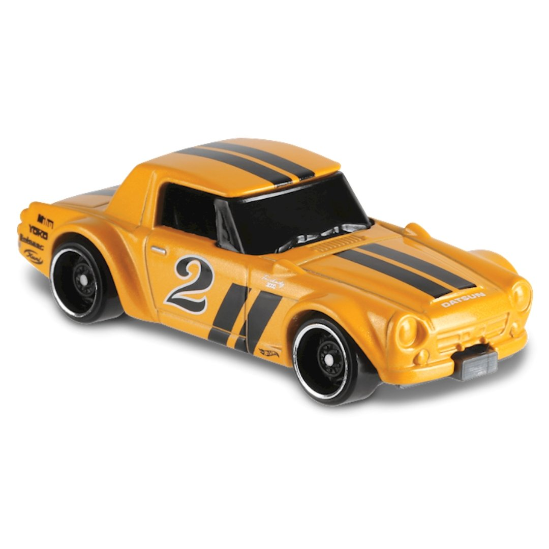 Nissan Fairlady Z 1:64 Scale Die-Cast Car by Hot Wheels (54/250)