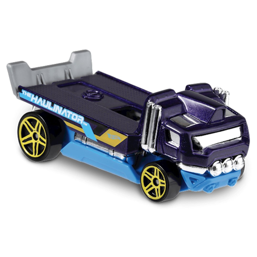 Experimotors The Haulinator 1:64 Scale Die Cast Car by Hot Wheel (51/250)