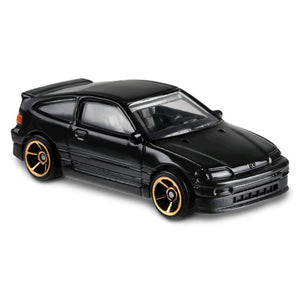 Nightburnerz 1988 Honda CR-X 1:64 Scale Die-Cast Car by Hot Wheels (49/250)