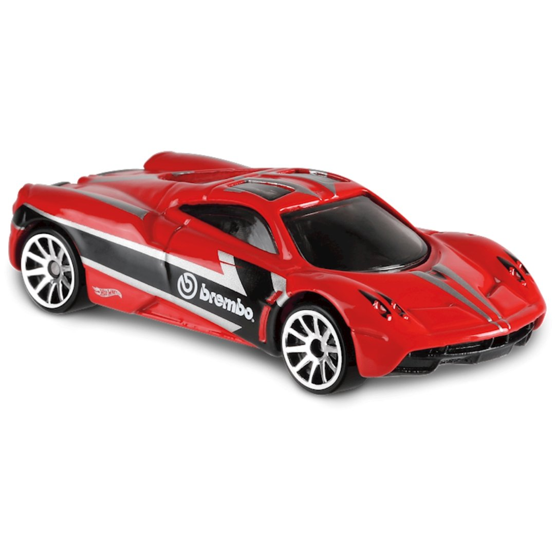 HW Speed Graphics Pagani Huayra 1:64 Scale Die Cast Car by Hot Wheels