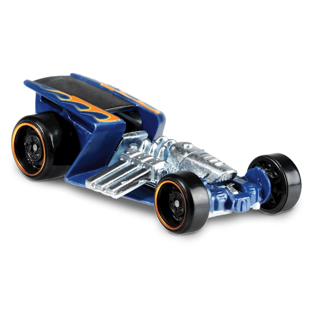 Rod Squad Z-Rod 1:64 Scale Die-Cast Car by Hot Wheels (166/250) -Hot Wheels - India - www.superherotoystore.com