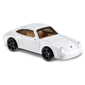 Nightburnerz 1996 Porsche Carrera 1:64 Scale Die-Cast Car by Hot Wheels (155/250)