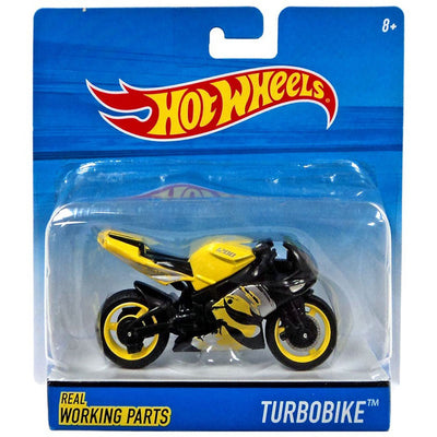 Turbo Die-Cast Bike by Hot Wheels -Hot Wheels - India - www.superherotoystore.com