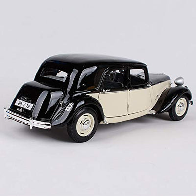1:18 Scale 1952 Citroen 15CV 6 Cyl Die-Cast Car by Maisto -Maisto - India - www.superherotoystore.com