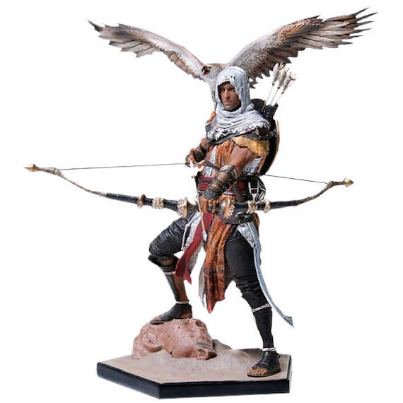 Assassin's Creed Origins Bayek 1:10 Art Scale Statue by Iron Studios