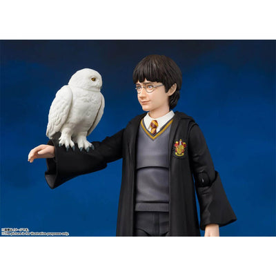 Harry Potter and the Philosopher's Stone Harry Potter Figure by SH Figuarts -SH Figuarts - India - www.superherotoystore.com