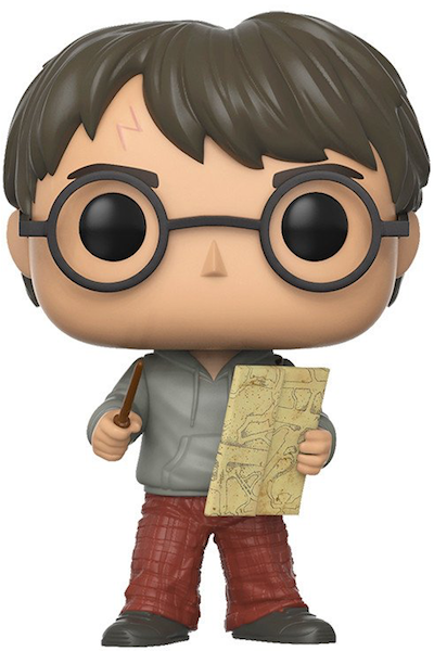 Harry Potter Movie: Harry Potter with Marauders Map Pop! Vinyl Figure by Funko