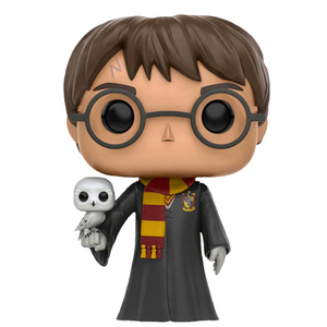 Harry Potter with Hedwig Pop Vinyl Figure by Funko