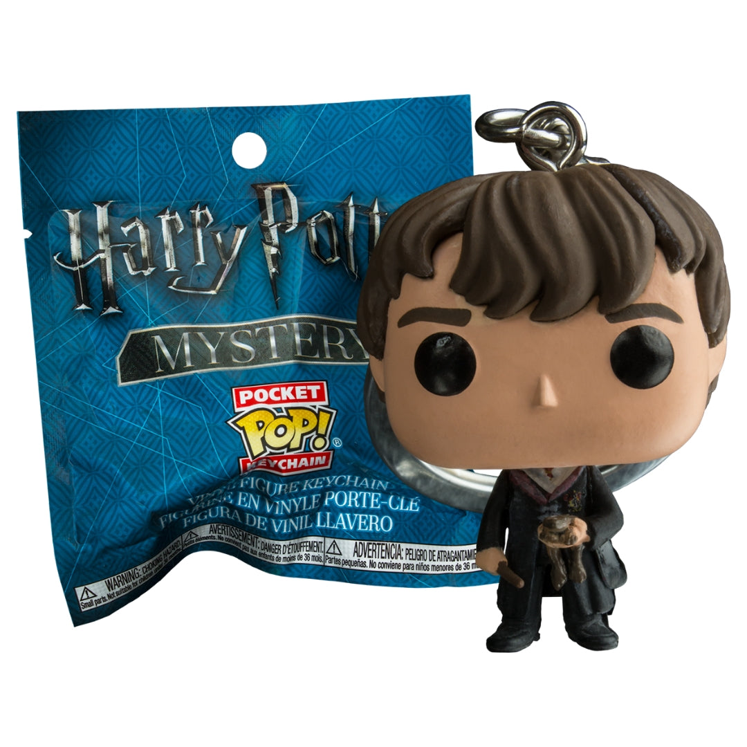 Blindbag Harry Potter Keychain by Funko