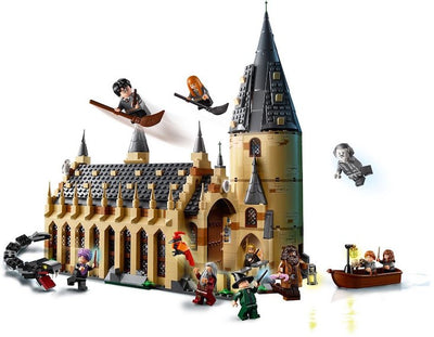 Harry Potter Hogwarts Great Hall Set by Lego -Lego - India - www.superherotoystore.com