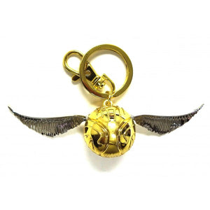 Harry Potter Golden Snitch Pewter Keychain by Monogram International