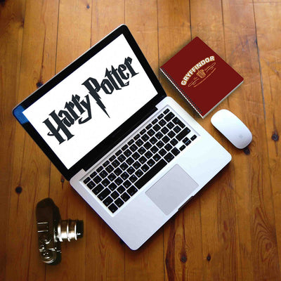 Harry Potter Team Quidditch Notebook by MC Sidd Razz -MC Sidd Razz - India - www.superherotoystore.com