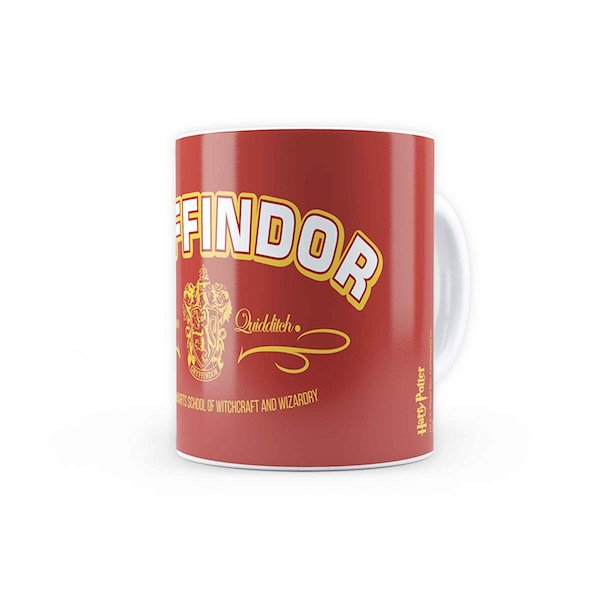Harry Potter Team Quidditch Coffee Mug by MC Sidd Razz -MC Sidd Razz - India - www.superherotoystore.com