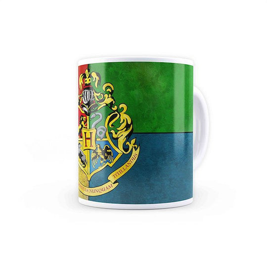 Harry Potter Hogwarts House Crest 3 Mug by MC Sid Razz