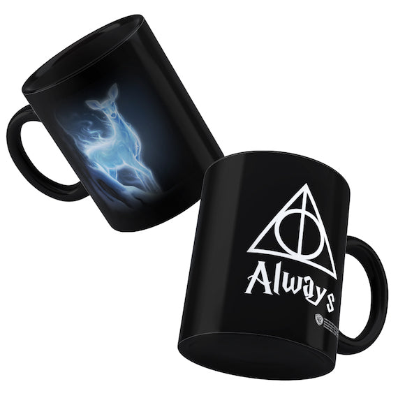 Harry Potter Always Black Mug by Happy Giftmart