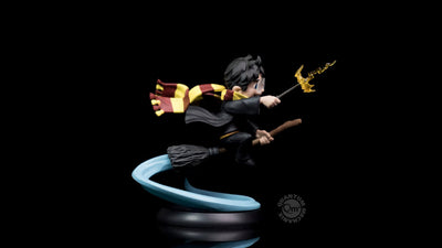 Harry Potter Harrys First Flight Q-Fig by Quantum Mechanix -Quantum Mechanix - India - www.superherotoystore.com