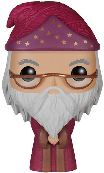 Harry Potter Dumbledore Pop! Vinyl Figure by Funko