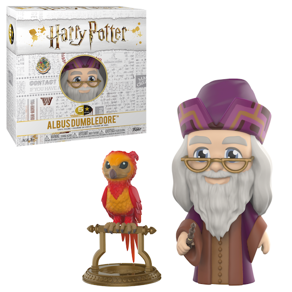 Harry Potter Albus Dumbledore 5 Star Figure by Funko