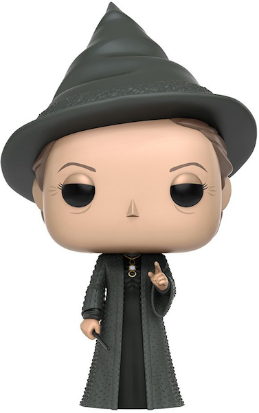 Harry Potter Professor Minerva McGonagall Pop! Vinyl Figure by Funko