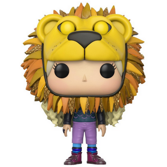 Harry Potter Luna Lovegood in Lion Hat Pop! Vinyl Figure by Funko