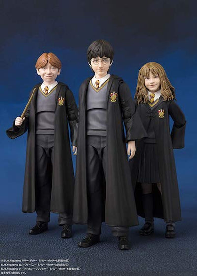 Harry Potter and the Philosopher's Stone Ron Weasley Figure by SH Figuarts