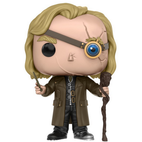 Harry Potter Mad-Eye Moody Pop! Vinyl Figure by Funko