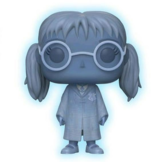 Harry Potter SDCC Exclusive Moaning Myrtle Translucent Pop! Vinyl Figure by Funko