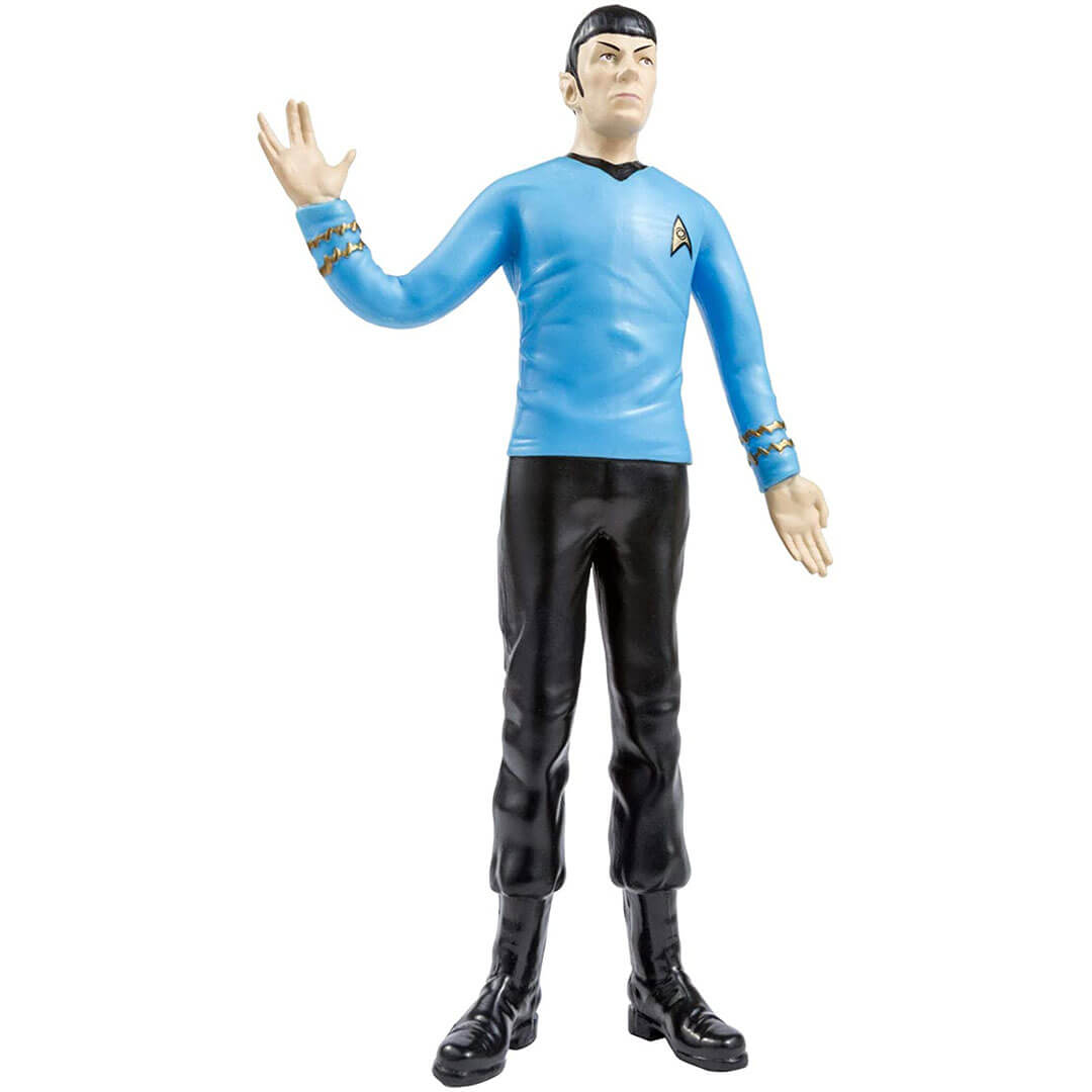 Star Trek Spock Bendable Figure by NJ Croce -NJ Croce - India - www.superherotoystore.com