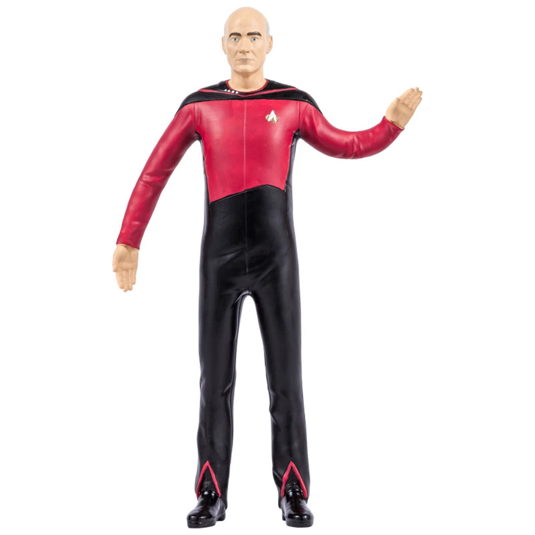 Captain Picard Bendable Figure by NJ Croce