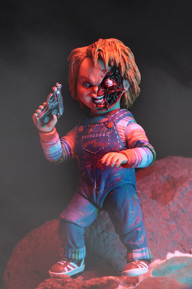 Ultimate Chucky Action Figure by NECA