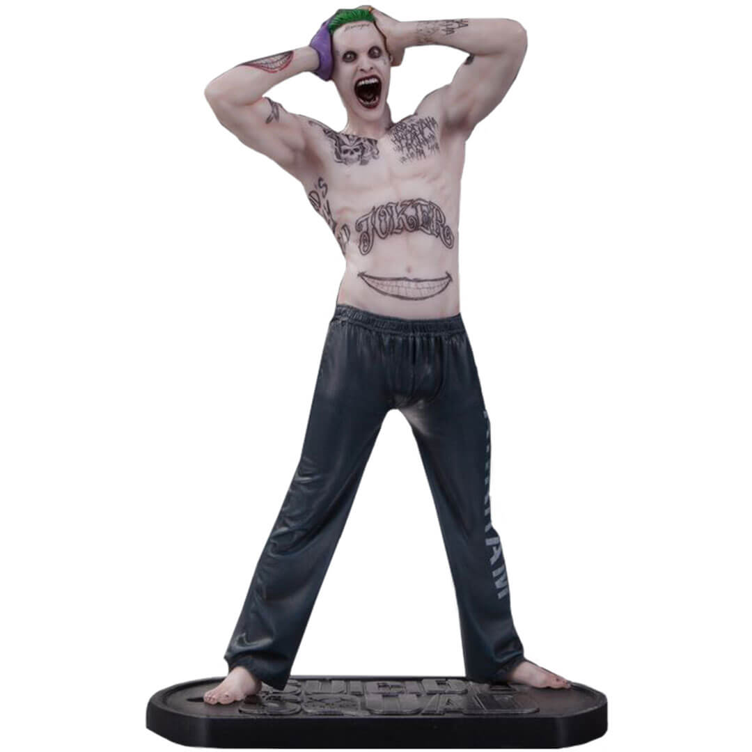 Suicide Squad - Joker Statue by DC Collectibles -DC Collectibles - India - www.superherotoystore.com
