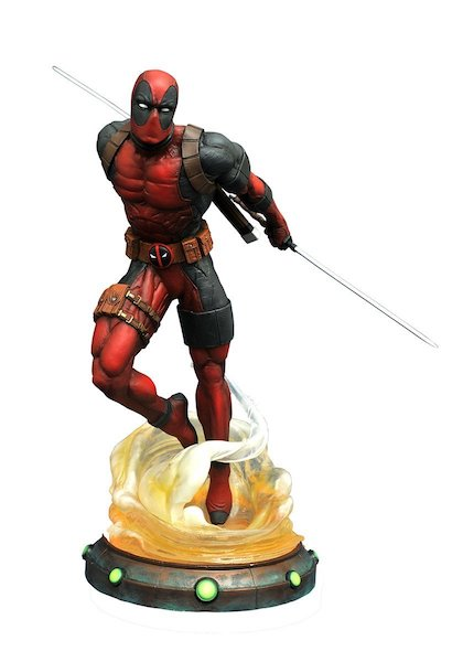 Marvel Gallery Deadpool PVC Figure by Diamond Select Toys
