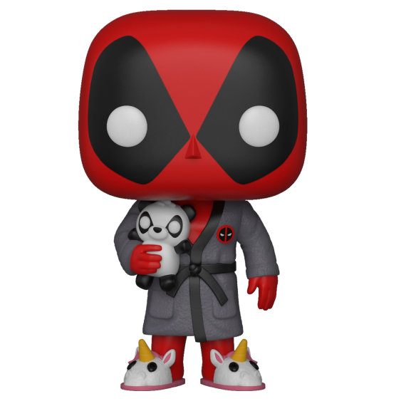 Deadpool Parody: Bedtime Deadpool Vinyl Bobble-Head by Funko -Funko - India - www.superherotoystore.com
