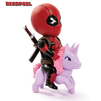 Deadpool Pony Egg Attack Figure by Beast Kingdom -Beast Kingdom - India - www.superherotoystore.com