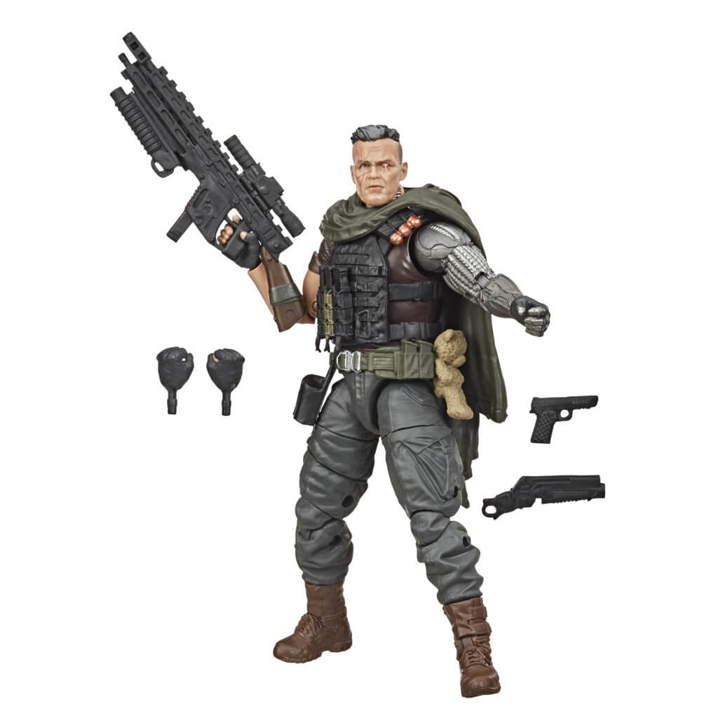 Deadpool 2: Cable Marvel Legends Figure by Hasbro