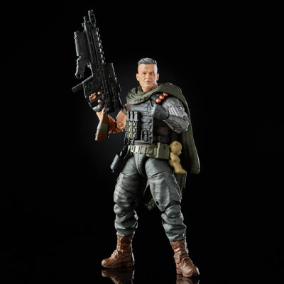 Deadpool 2: Cable Marvel Legends Figure by Hasbro -Hasbro - India - www.superherotoystore.com