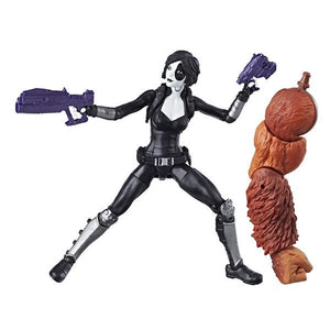 Deadpool Marvel Legends: Domino Figure by Hasbro