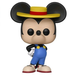 NYCC Exclusive Mickey Mouse 90th Anniversary Pop! Vinyl Figure by Funko