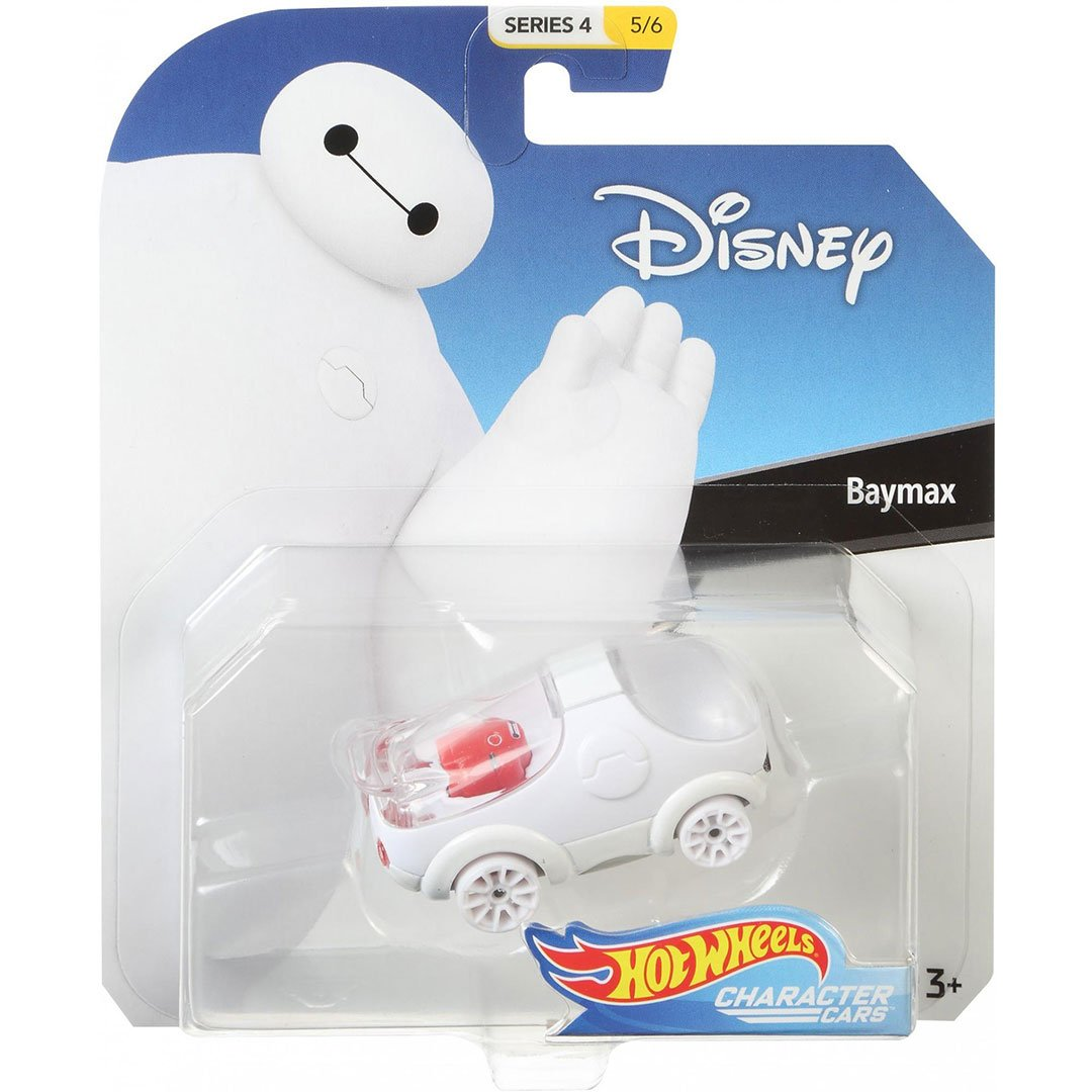Disney Baymax 1:64 Scale Die-Cast Car by Hot Wheels -Hot Wheels - India - www.superherotoystore.com