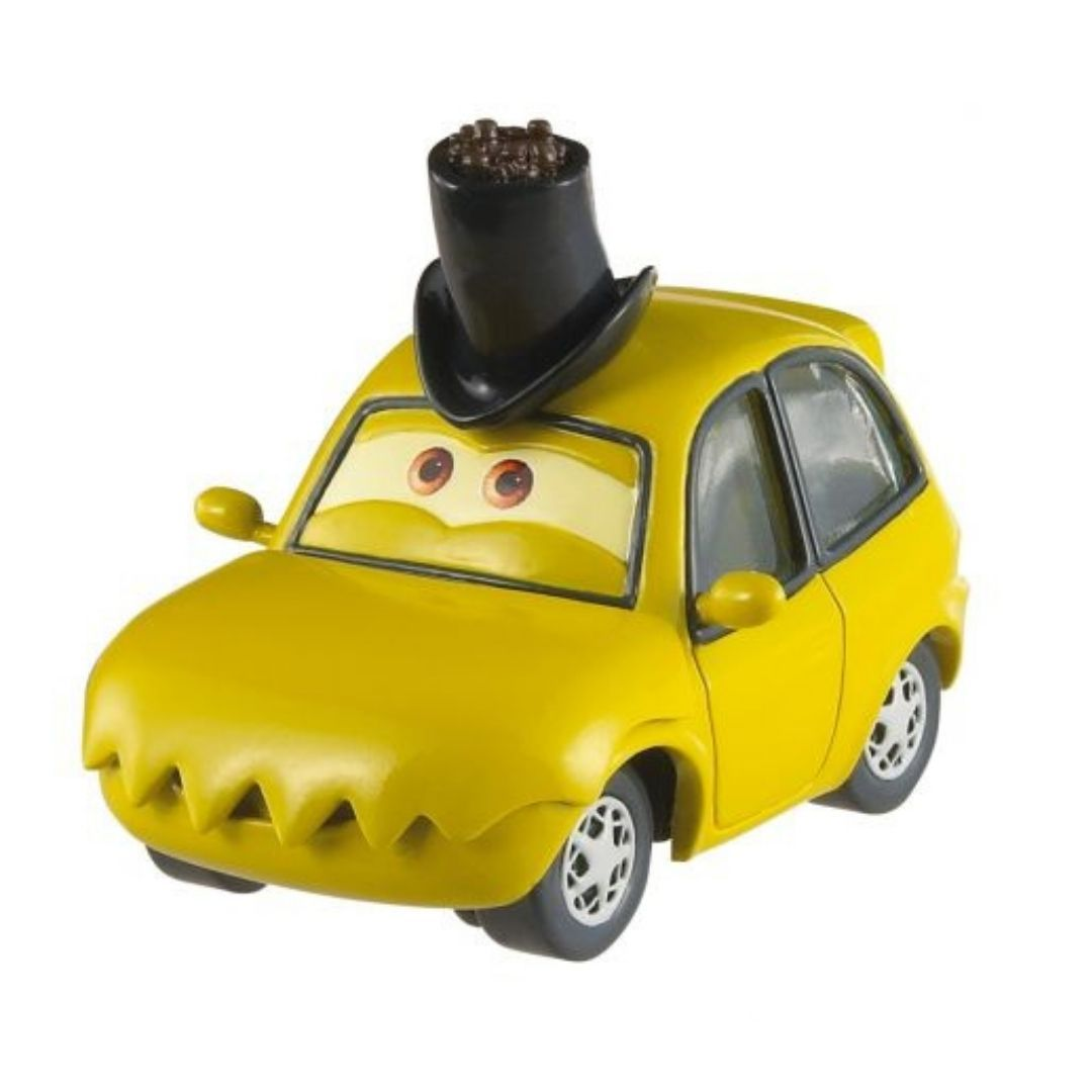 Disney Pixar Character Car - Cars - PT Flea Die-Cast Car by Mattel -Mattel - India - www.superherotoystore.com
