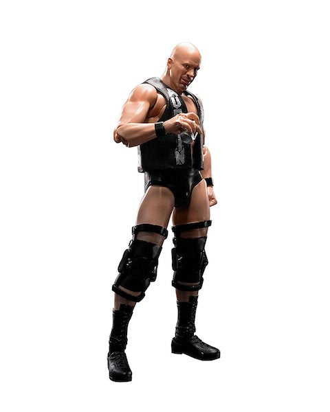 WWE Superstar Series Stone Cold Steve Austin Figure by SH Figuarts