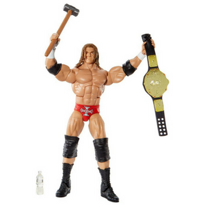WWE Elite Collection Triple H Figure by Mattel