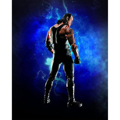 WWE Superstar Series The Undertaker Figure by SH Figuarts -SH Figuarts - India - www.superherotoystore.com